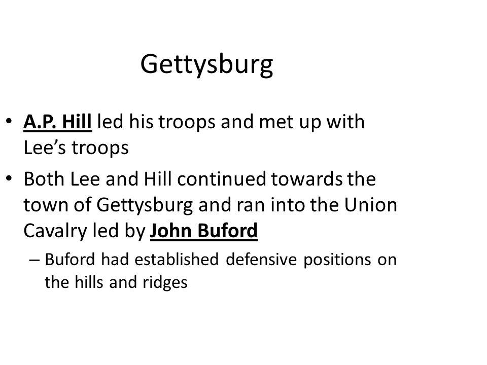 Gettysburg A.P.
