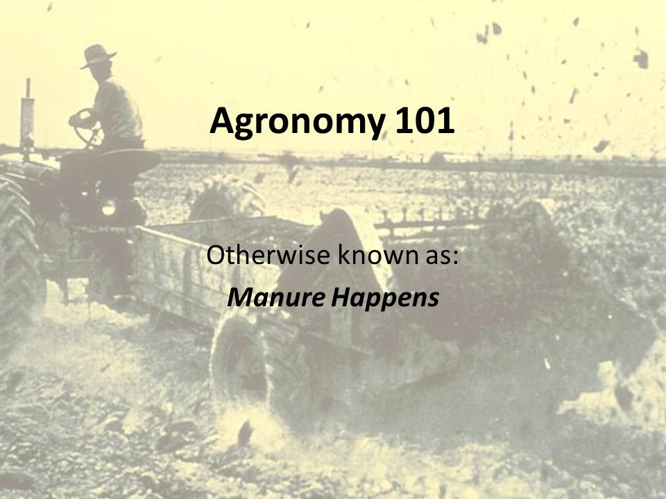 2 nd Budget Example Work thru the following example: Crop rotation: corn following soybeans Finishing swine manure: 58 – 44 – 40 per 1000/gals of N-P-K Method of application: Sweep injection 4,000 gallons of hog manure applied 2 years ago 5 gallons 28% in herbicide = 15# nitrogen
