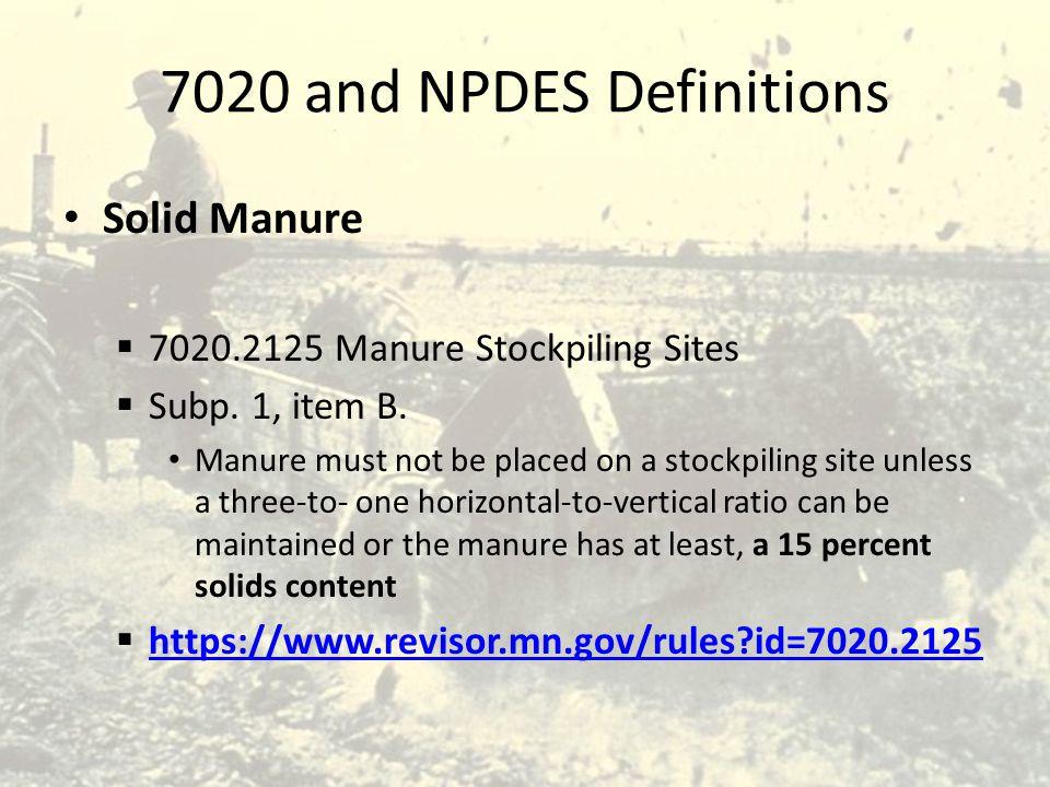Example 2 Soil sample – 82 ppm Bray 450 AU Cattle site Intermittent Stream Average yield 210 bu corn/acre