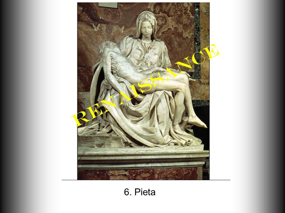 6. Pieta Renaissance