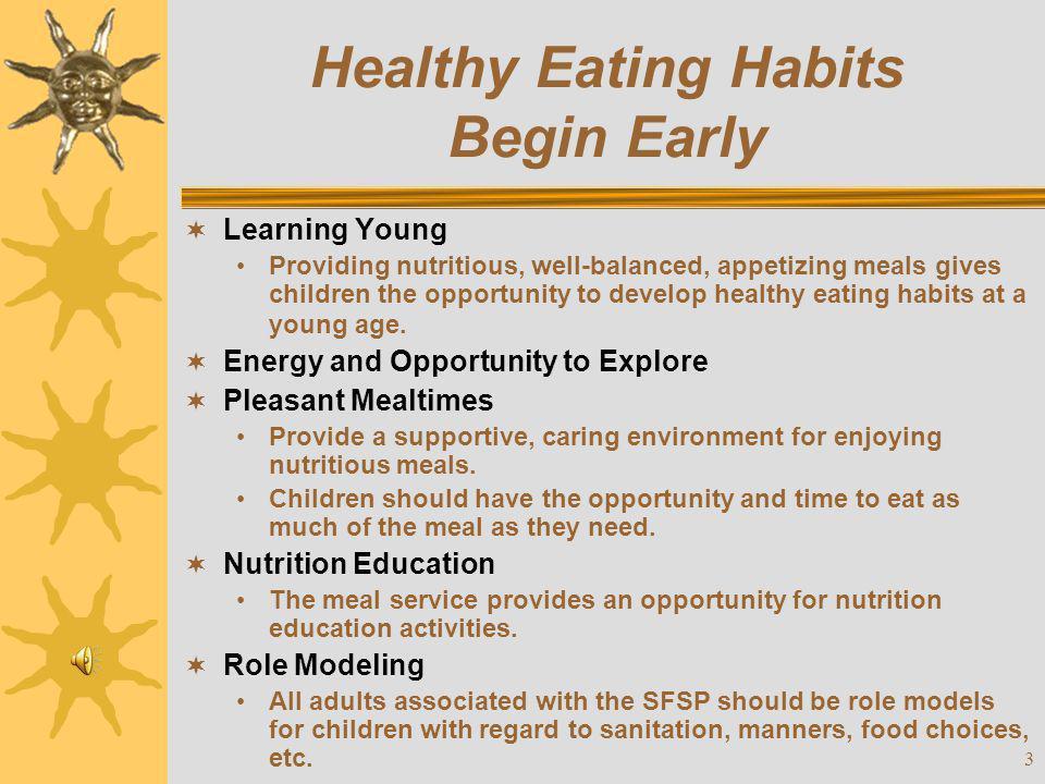 34 0-7 Month Meal Pattern  Breakfast IFIF/breast milk  Lunch IFIF/breast milk  Supper IFIF/breast milk IFIF=Iron Fortified Infant Formula