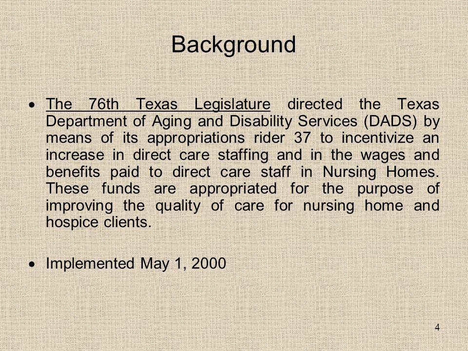 45 DADS Nursing Facility Resources www.dads.state.tx.us/providers/NF/index.cfm DADS Nursing Facility Resources www.dads.state.tx.us/providers/NF/index.cfm