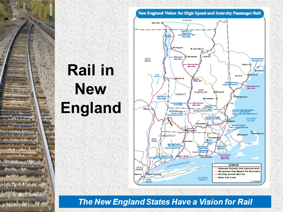 NH Capitol Corridor Next Steps  Secure funding for Preliminary Engineering through FRA Track 3  Finalize operating agreements with Amtrak, MBTA, EOT,etc.