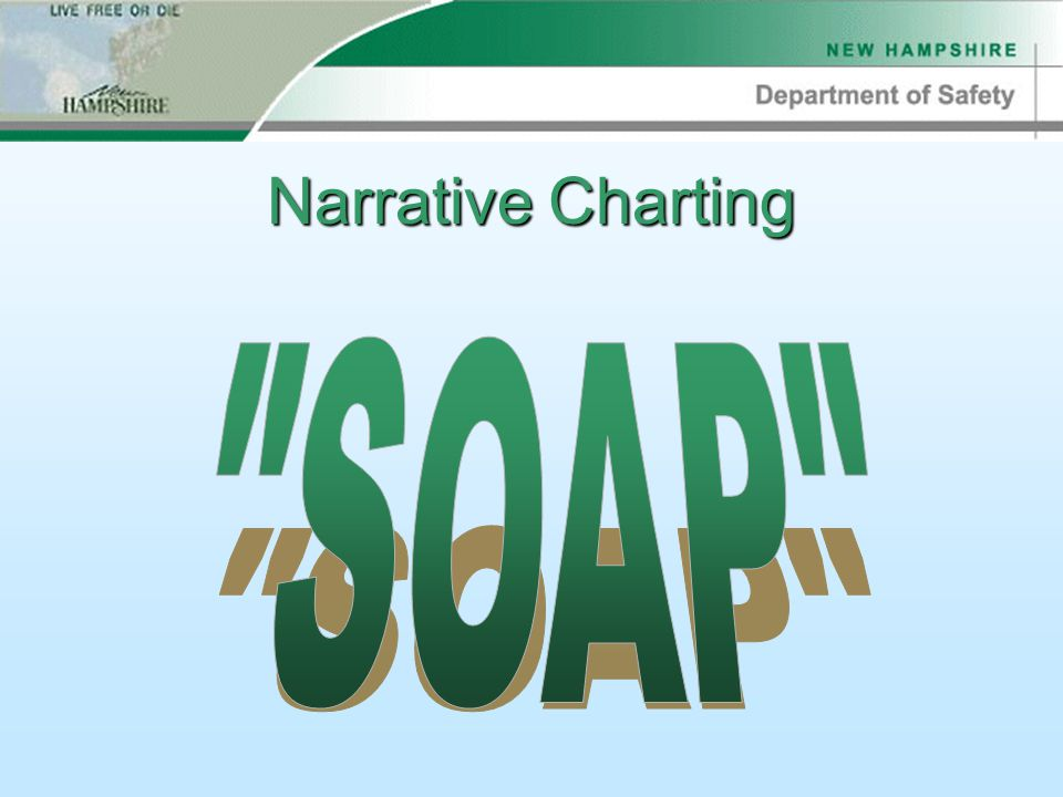 Narrative Charting