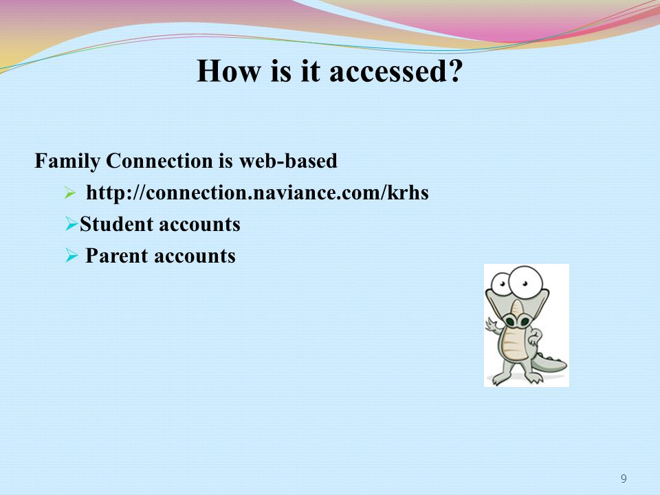 How is it accessed.