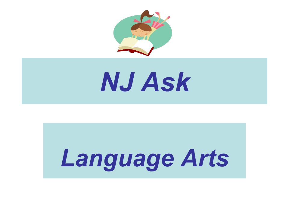 NJ Ask Language Arts