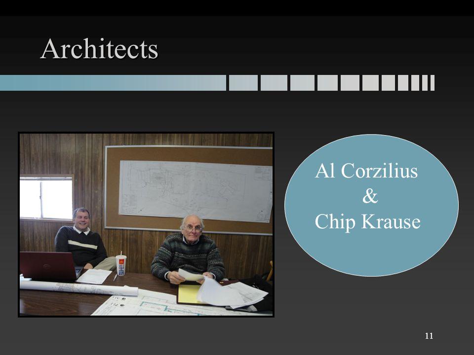 Architects Al Corzilius & Chip Krause 11