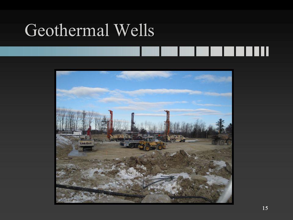 Geothermal Wells 15