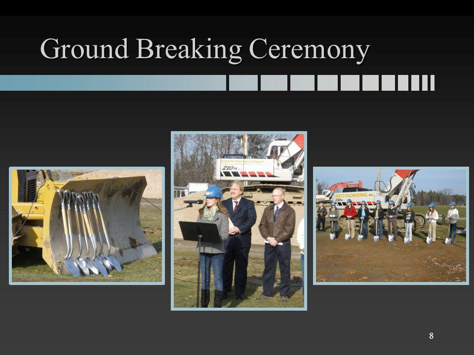 Ground Breaking Ceremony 8