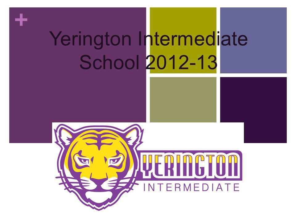 + Yerington Intermediate School 2012-13