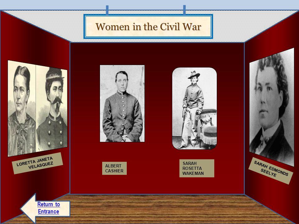 World War I Women Return to Entrance Dorothy Lawrence Loretta Perfectus Walsh Opha Mae Johnson Oleda Christedes