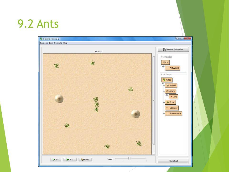 9.2 Ants