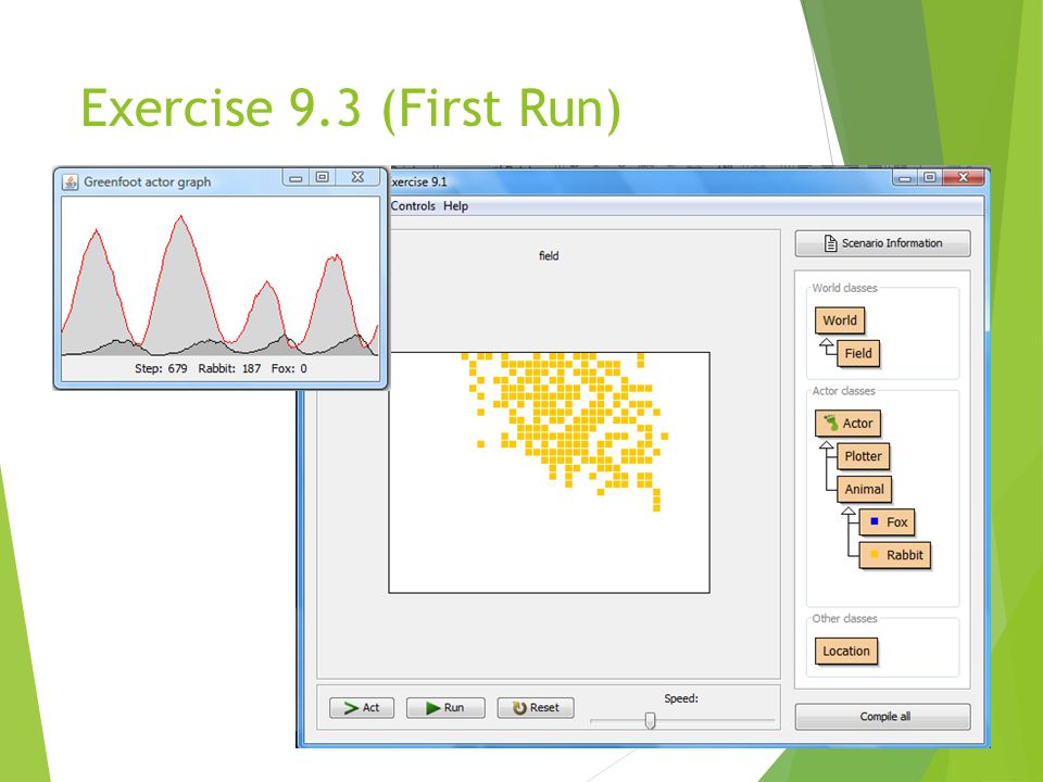 Exercise 9.3 (First Run)