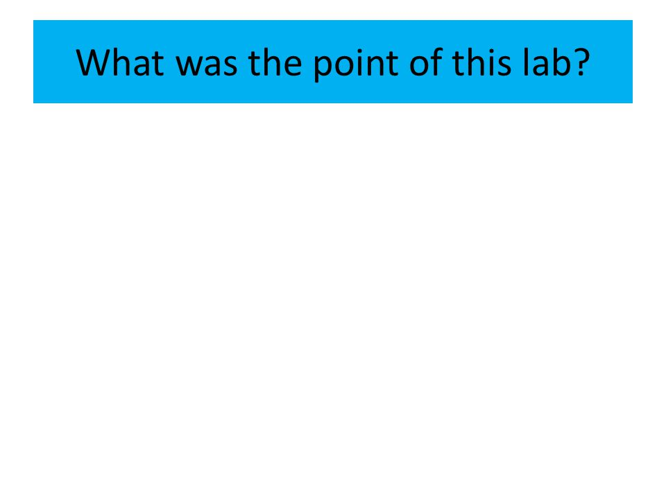 What is lambda( λ) .Why lambda.