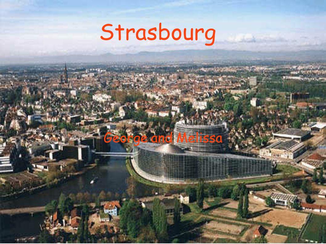 Strasbourg George and Melissa Strasbourg