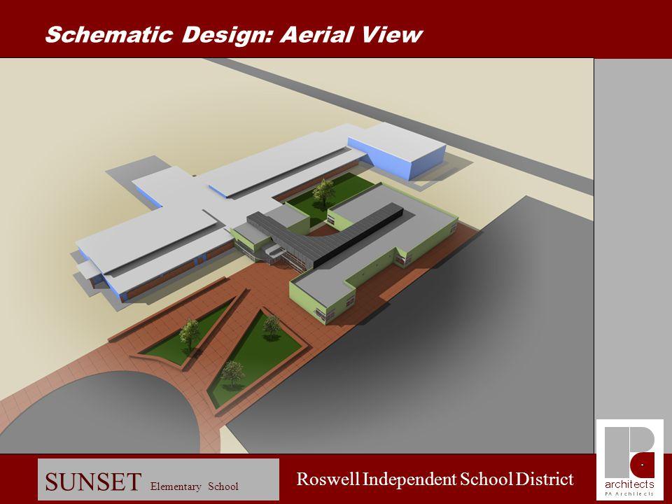Roswell Independent School District SUNSET Elementary School Schematic Design: Kindergarten Classroom Plan Demonstration Kitchen Movable Bookshelves M