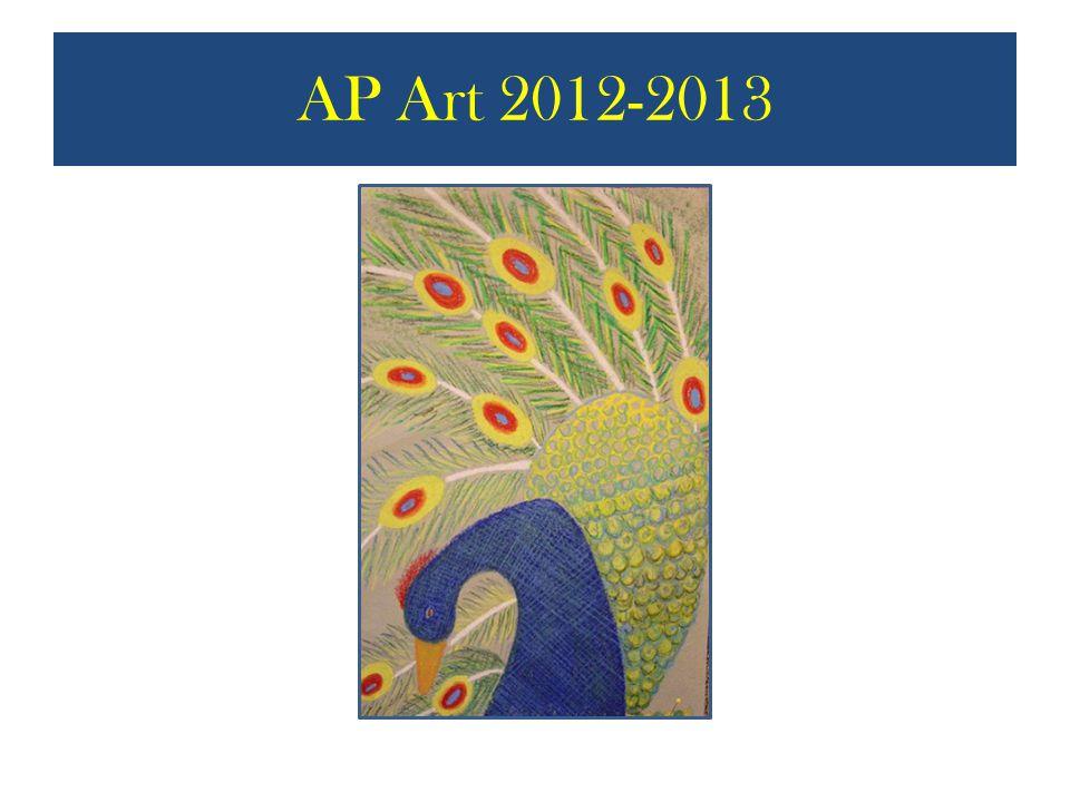 AP Art 2012-2013