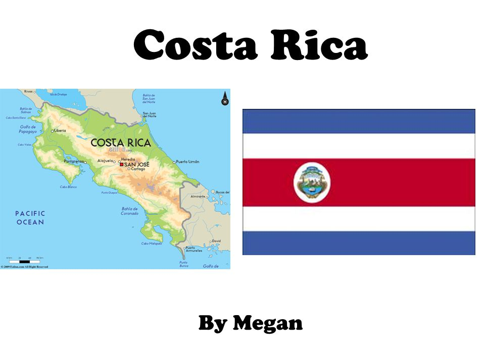 Costa Rica By Megan