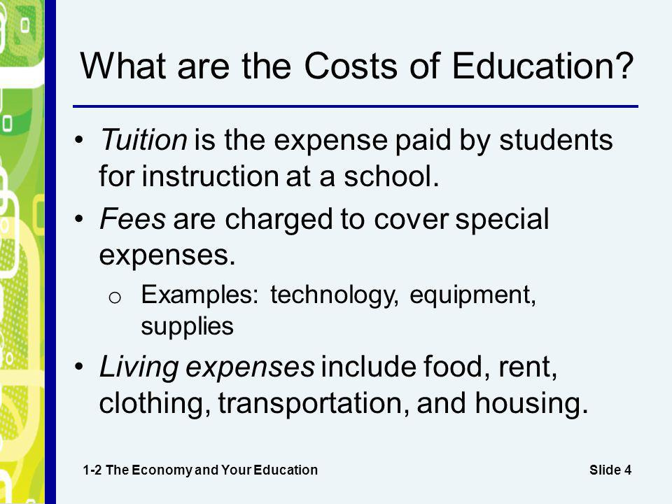 Slide 5 How Will You Pay for Education and Training.