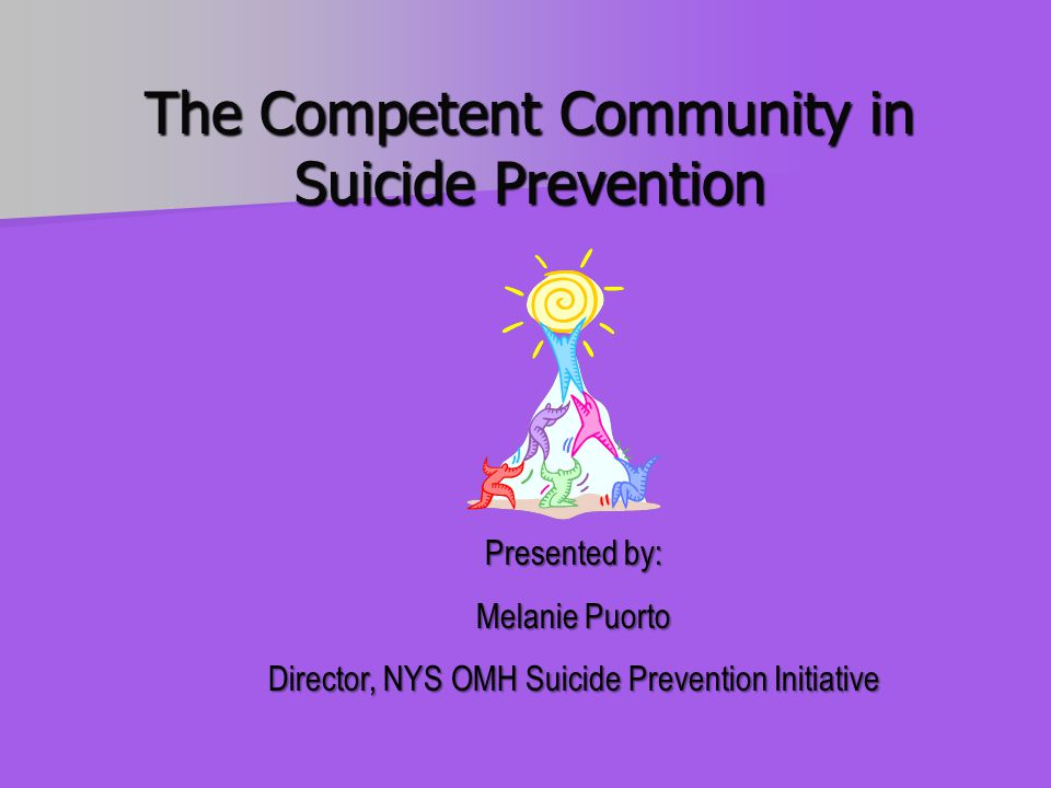 National Suicide Prevention Life Line