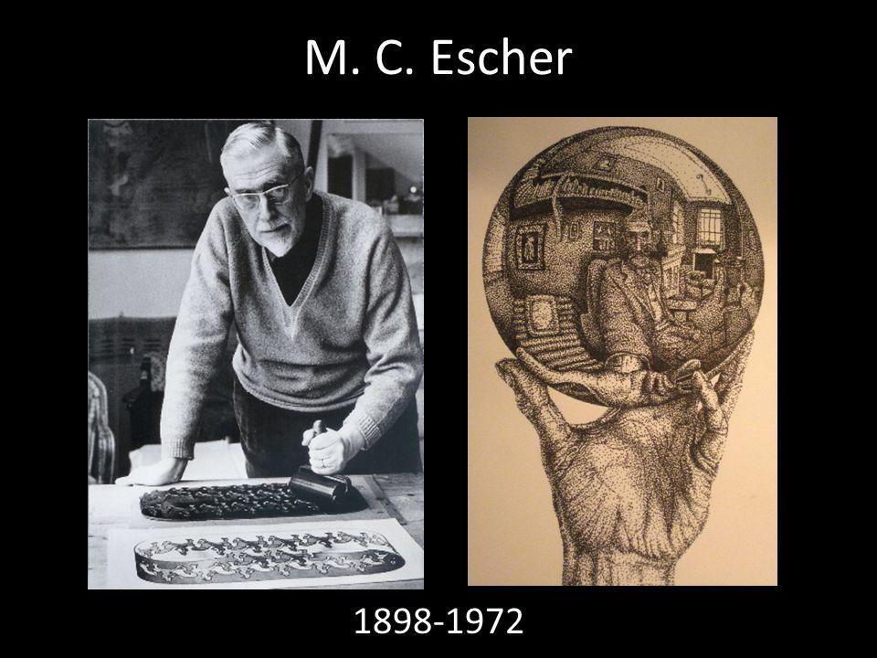M. C. Escher 1898-1972