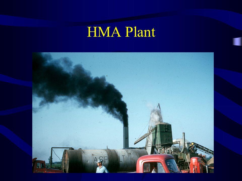 HMA Plant