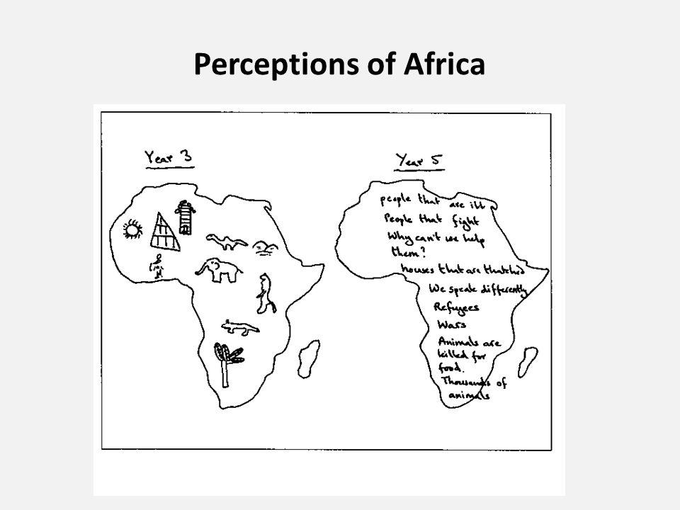Perceptions of Africa