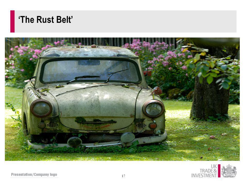 17 'The Rust Belt'