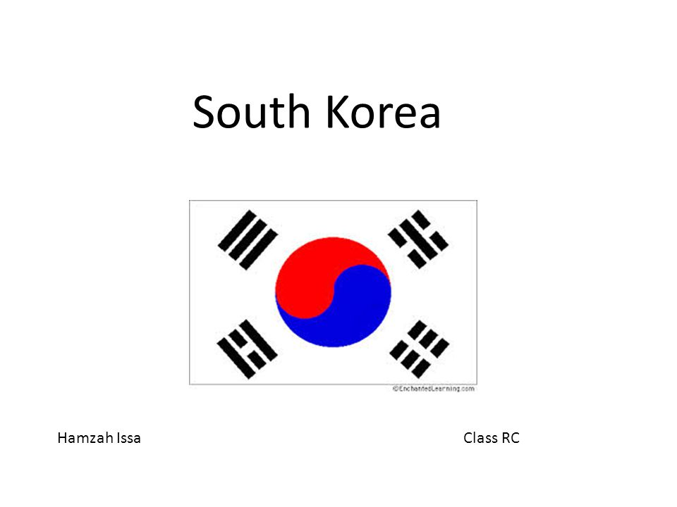 Facts about South Korea South Korea is in East Asia Seoul is the capital city Language spoken – Korean Ann- yeong 안녕 or ann- yeong – haseyo 안녕하세요 means hello