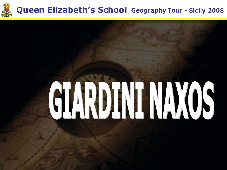 Queen Elizabeth's School Geography Tour - Sicily 2008