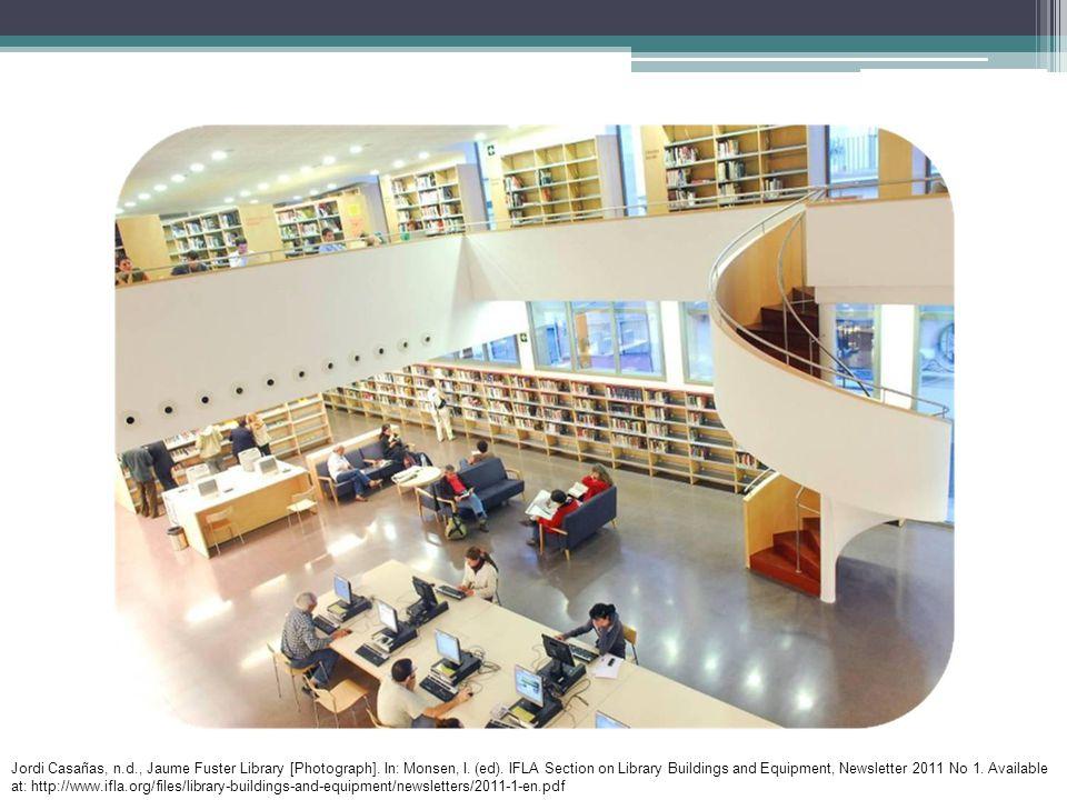 Jordi Casañas, n.d., Jaume Fuster Library [Photograph].