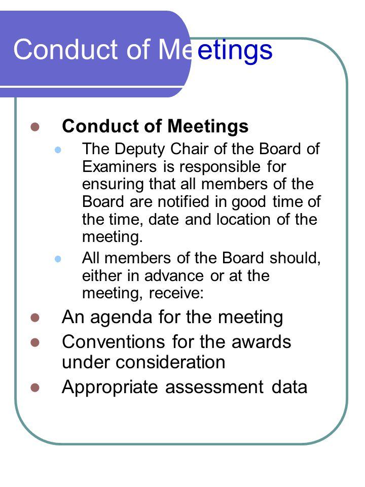 Membership Chair Deputy Chair (i.e.