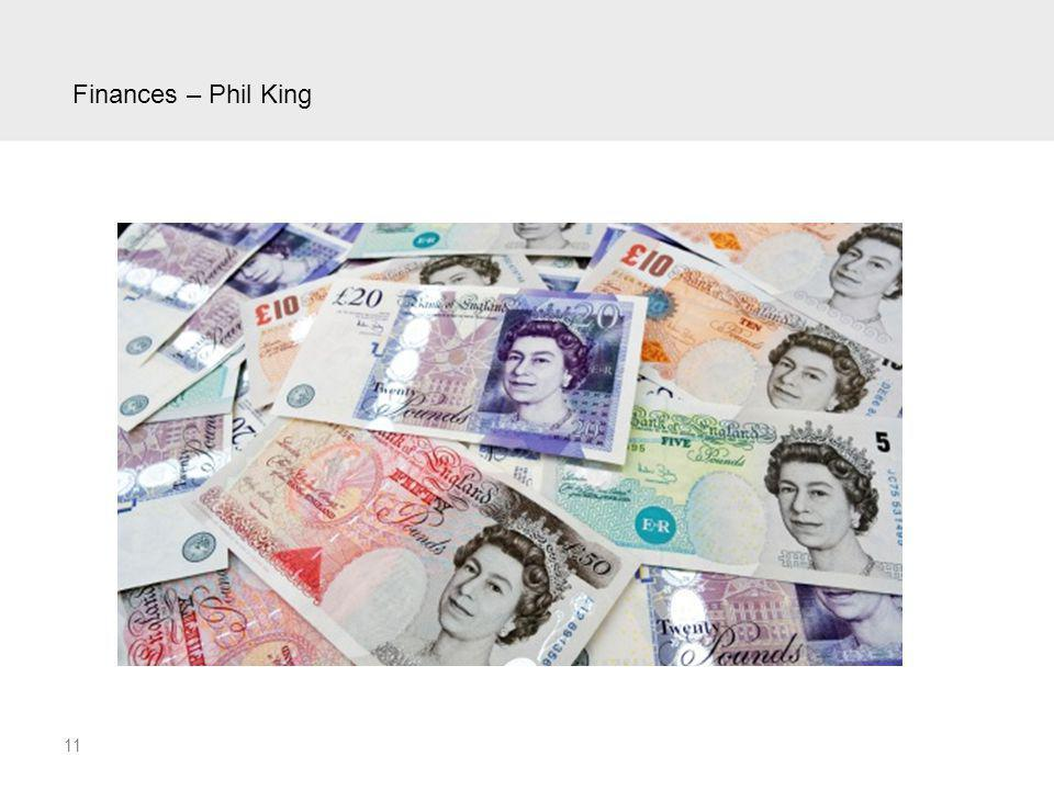 11 Finances – Phil King