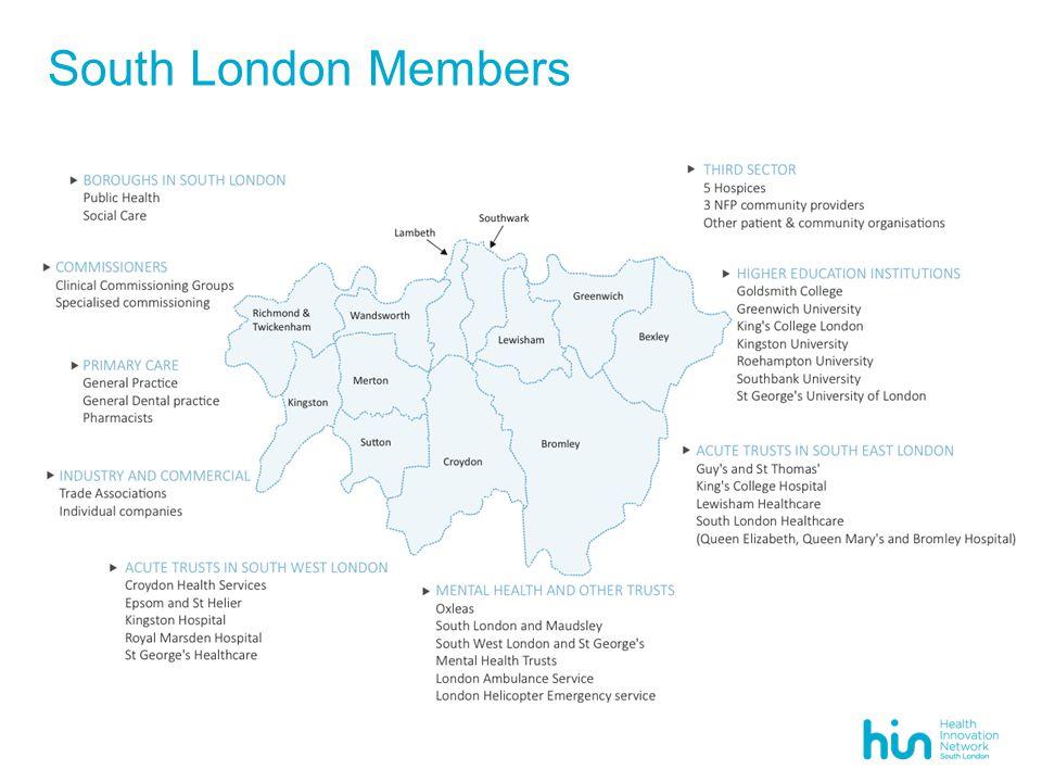 South London Members