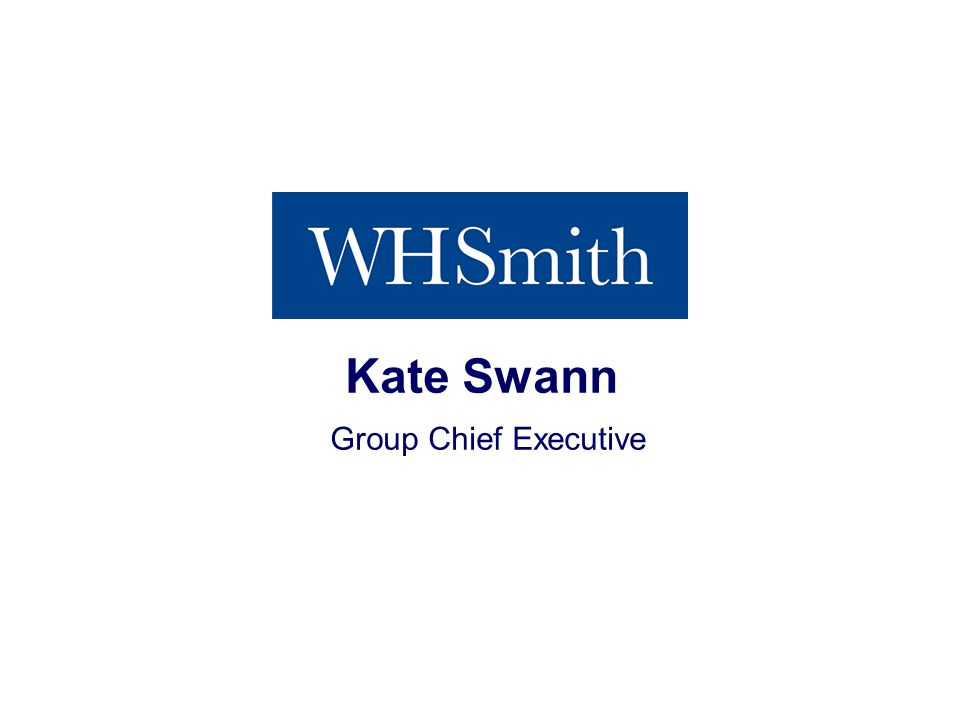 Interim Results 2013 Kate Swann Group Chief Executive