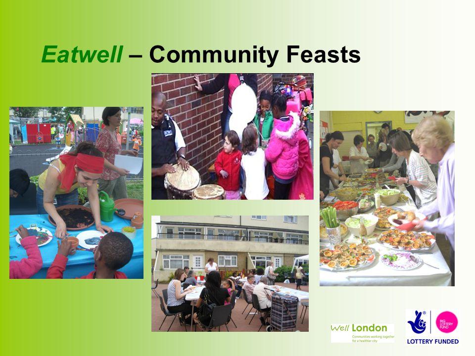 Eatwell – Community Feasts