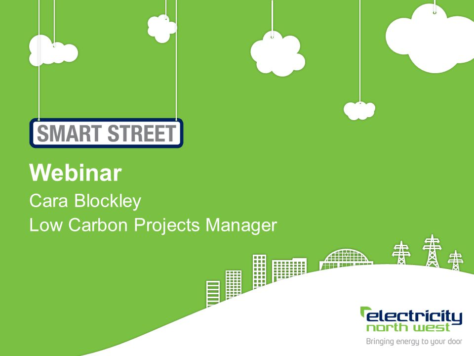 2 Webinar Cara Blockley Low Carbon Projects Manager