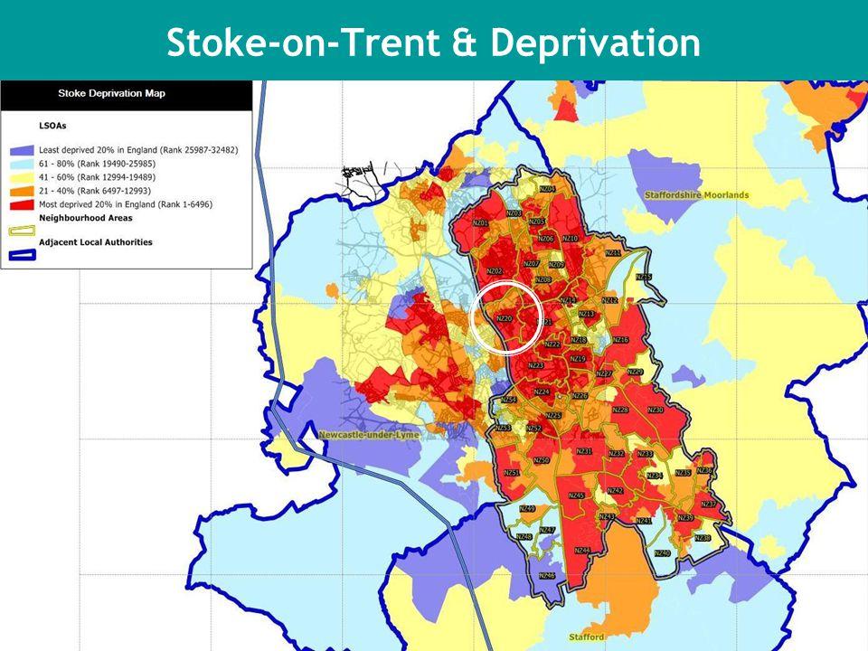 Stoke-on-Trent & Deprivation