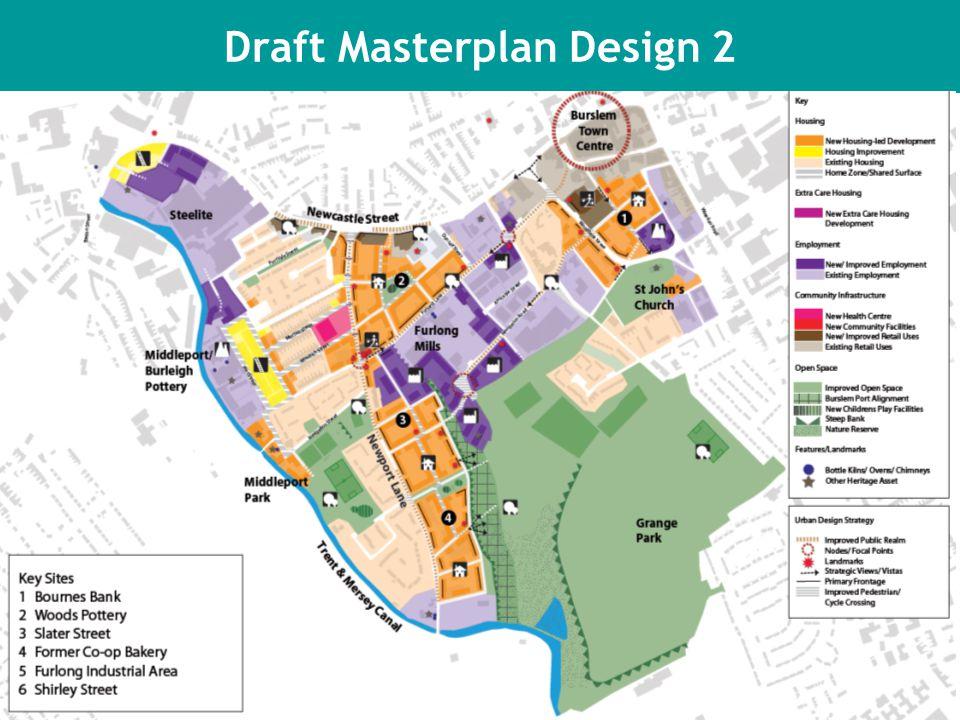 Draft Masterplan Design 2