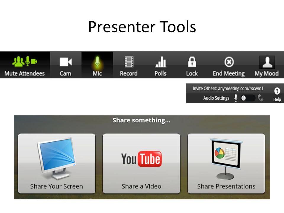 Presenter Tools