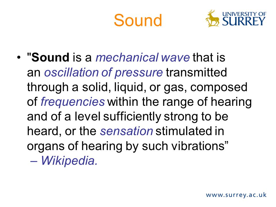 SOUND SPATIALIZATION Sound localization in space and stereo hearing...