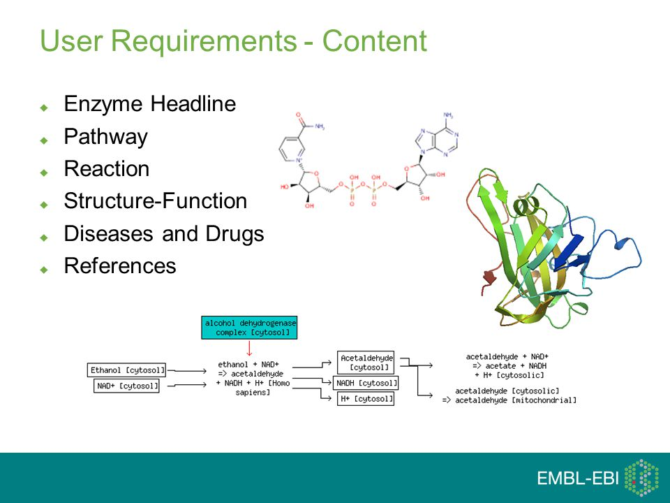 Enzyme Portal home page