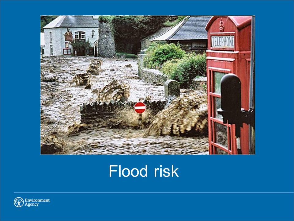 Flood preparation and warning