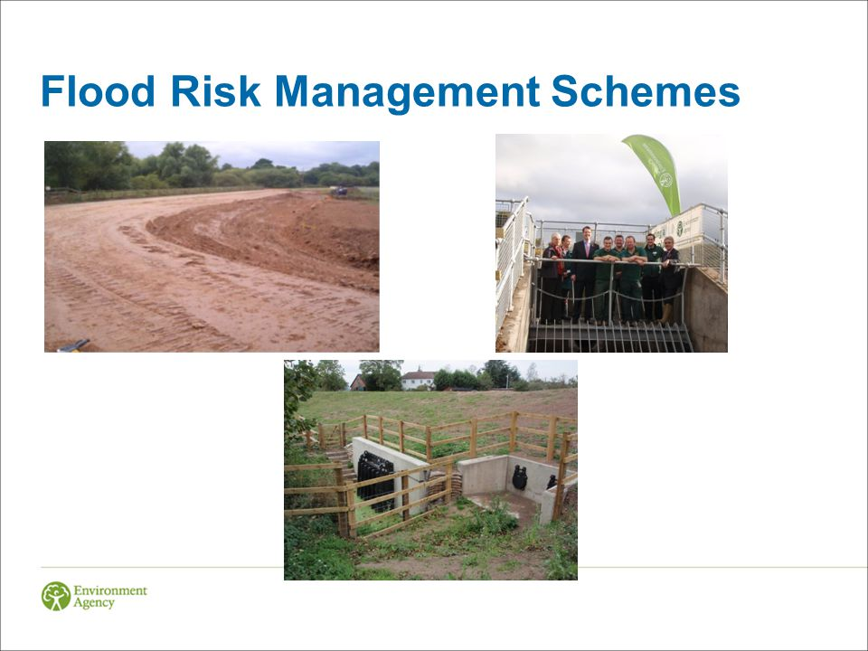 Flood Risk Management Schemes