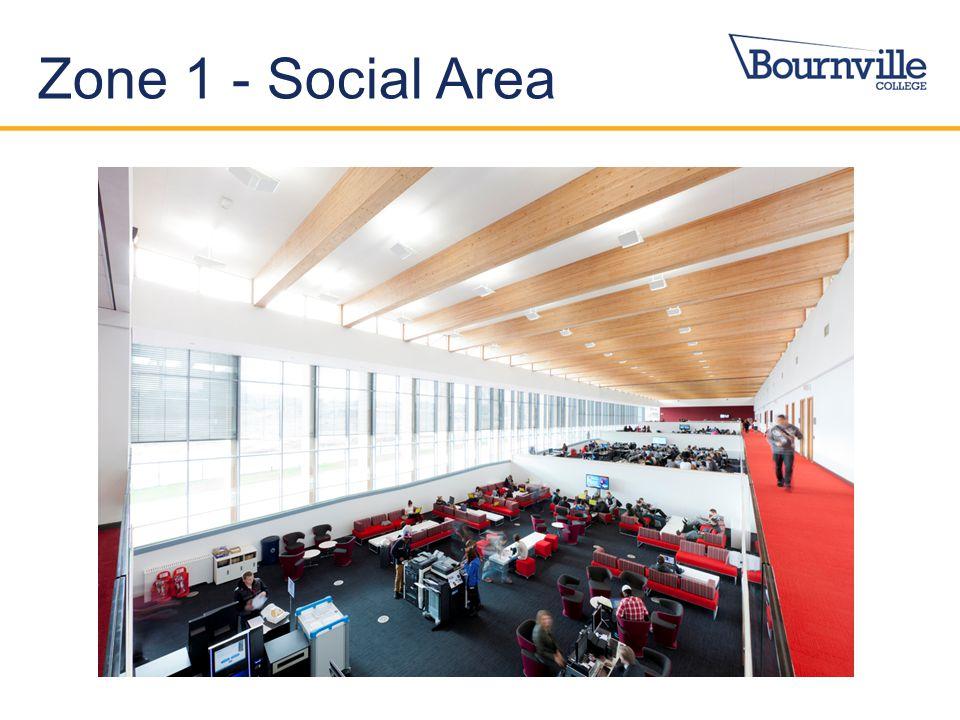 Zone 1 - Social Area