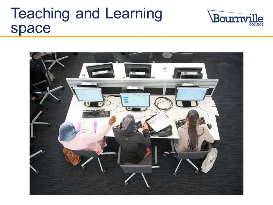Teaching and Learning space