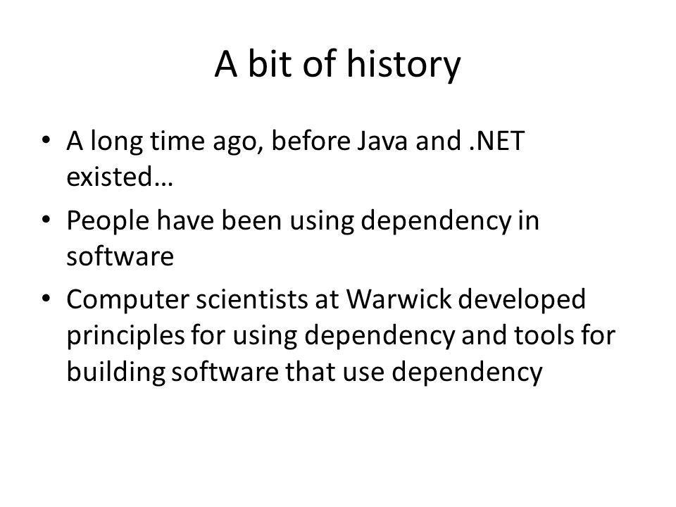 Flex has dependency too But they are not called 'dependency properties'…