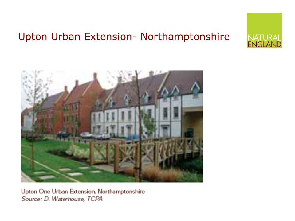 Upton Urban Extension- Northamptonshire