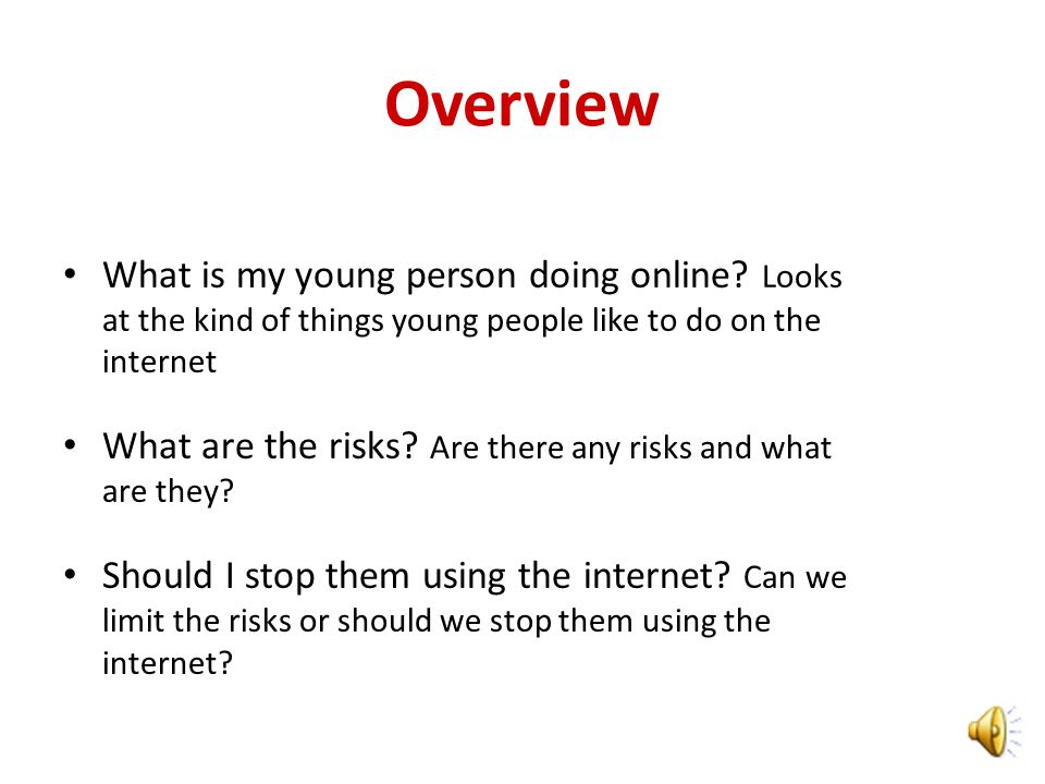 E-Safety – A Parents/Carers Guide Version 11 st September 2012