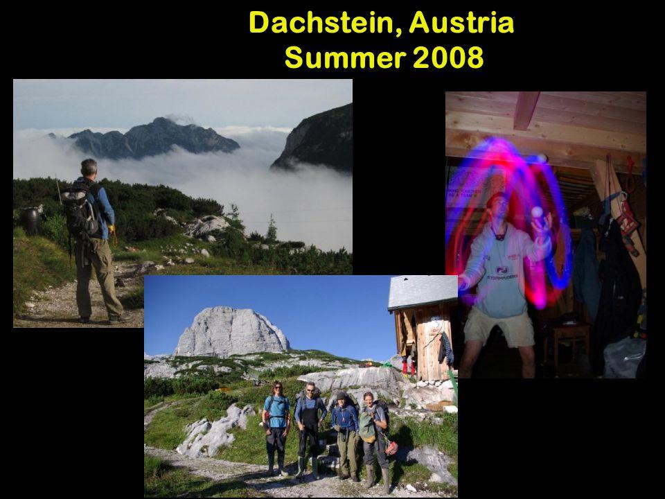 Dachstein, Austria Summer 2008